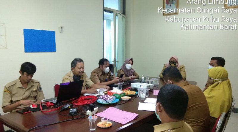Rapat Pembahasan Revisi SP dan SOP