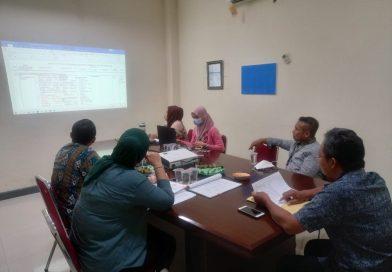 Rapat SP dan SOP Bidang Pendapatan Pajak Daerah